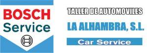 Taller de automóviles La Alhambra